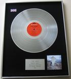 THE WHO - Who's Next  PLATINUM LP presentation Disc